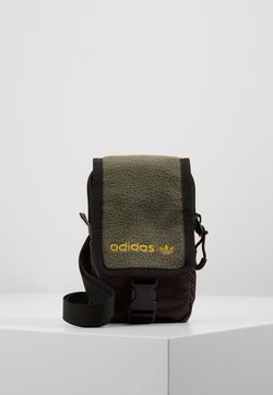 adidas Originals - MAP BAG - Sac bandoulière - mineral red