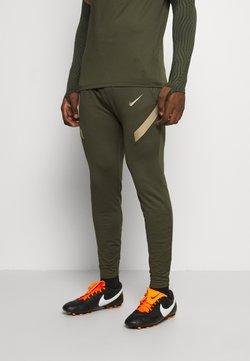 Nike Performance - ATLETICO MADRID DRY PANT - Equipación de clubes - cargo khaki/khaki