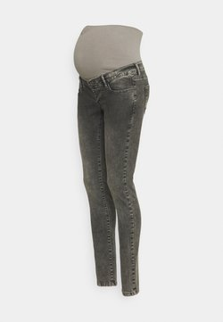 Supermom - Jeans Skinny Fit - grey denim