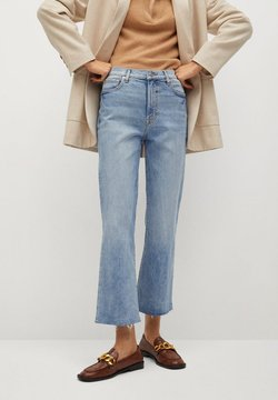 Mango - SIENNA - Flared Jeans - medium blue