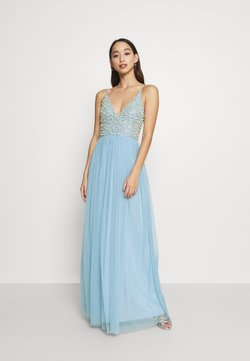 Lace & Beads - LANEY - Occasion wear - light blue