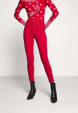 Polo Ralph Lauren - Jeans Skinny Fit - red