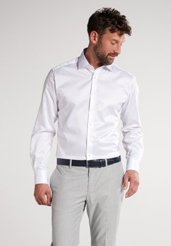 Eterna - FITTED WAIST - Businesshemd - white