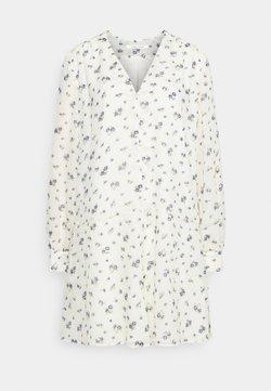 Samsøe Samsøe - JETTA SHORT DRESS - Blusenkleid - white