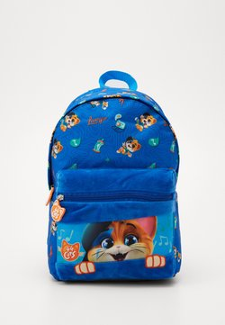 Fabrizio - CATS KIDS BACKPACK - Ryggsäck - medium blue