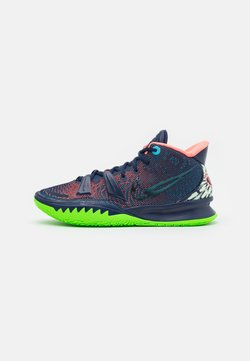 Nike Performance - KYRIE 7 - Zapatillas de baloncesto - midnight navy/lagoon pulse