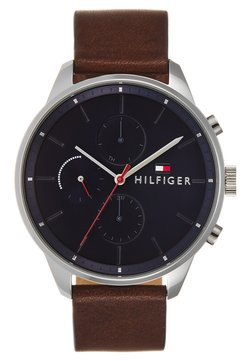 Tommy Hilfiger - CASUAL CHASE - Montre - braun/blau