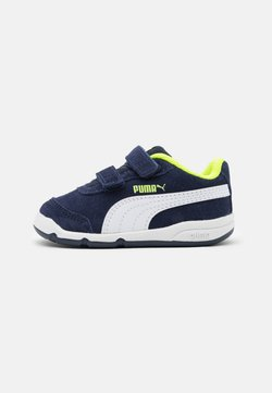 Puma - STEPFLEEX 2 UNISEX - Trainings-/Fitnessschuh - peacoat/white/yellow alert