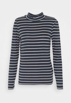 Esprit - PUFF  - Langarmshirt - navy/white