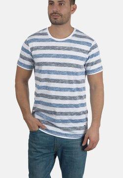 Solid - RUNDHALSSHIRT TET - T-Shirt print - strong blue