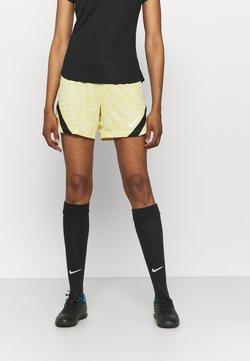 Nike Performance - STRIKE 21 SHORT - Korte broeken - saturn gold/coconut milk/black/white