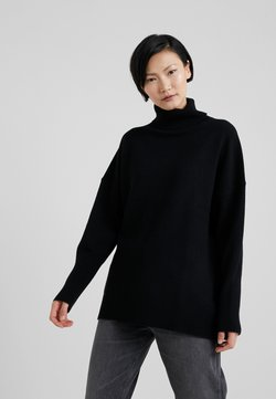 CHINTI & PARKER - THE RELAXED - Trui - black