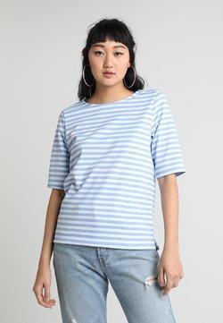 b.young - RIZETTA  - T-Shirt print - cornflower blue