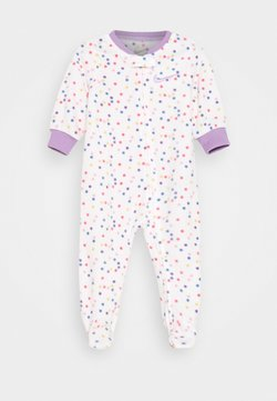 Nike Sportswear - DOT FOOTED COVERALL - Pyjama - white