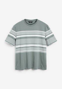 Next - T-Shirt print - green