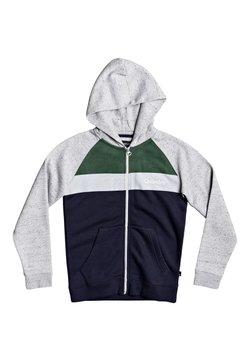 Quiksilver - EASY DAY - veste en sweat zippée - light grey heather