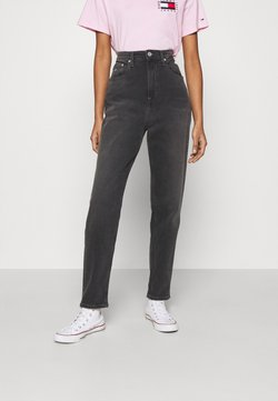 Tommy Jeans - MOM COMFORT - Jeans Relaxed Fit - denim black