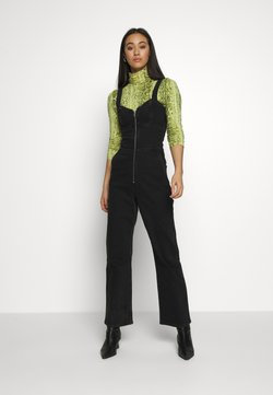 Weekday - AUGUSTA JUMPSUIT - Haalari - tuned black