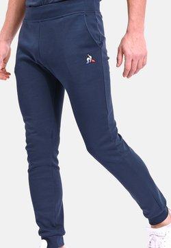 le coq sportif - ESS  - Jogginghose - navy blue