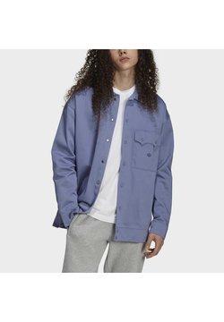 adidas Originals - ADICOLOR TWILL  - Giacca leggera - purple
