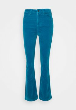 Ivy Copenhagen - TARA - Pantalones - blue turquoise