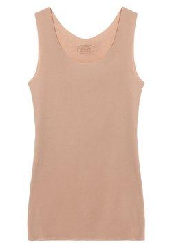 Intimissimi - SUPIMA - Unterhemd/-shirt - nude