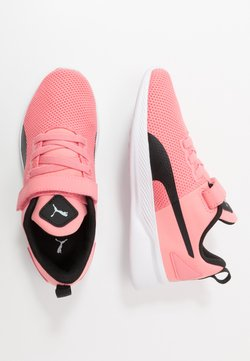 Puma - FLYER RUNNER UNISEX - Laufschuh Neutral - salmon rose/black/white