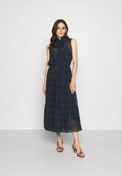 Polo Ralph Lauren - COHN SLEEVELESS DRESS - Korte jurk - blackwatch plaid