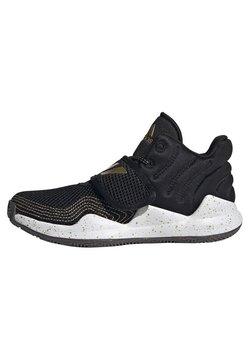 adidas Performance - DEEP THREAT PRIMEBLUE - Indoorskor - black