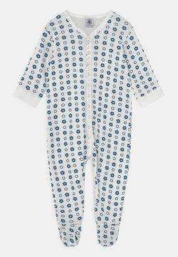 Petit Bateau - DORS BIEN - Pijama de bebé - marshmallow/mallard