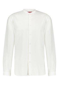 HUGO - RELAXED FIT - Camicia - weiss