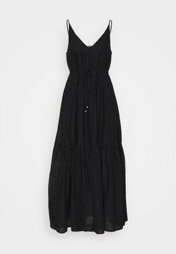 ONLY - ONLVIVI DRESS - Vestido largo - black