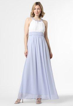 Marie Lund - Cocktailkleid/festliches Kleid - hellblau ecru
