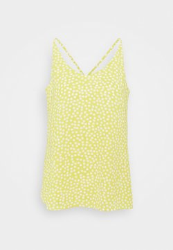 comma - Top - light yellow
