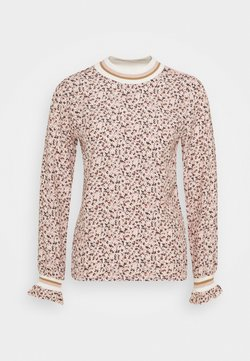 Rich & Royal - LONGSLEEVE WITH TAPE AT CUFFS - Camicetta - blush pink