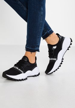 Calvin Klein Jeans - TALULA - Sneakers laag - black
