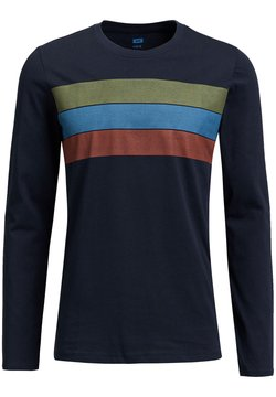 WE Fashion - Maglietta a manica lunga - dark blue