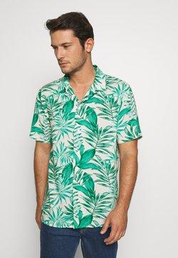 Banana Republic - CAMP JUNGLE PRINT - Shirt - canopy green