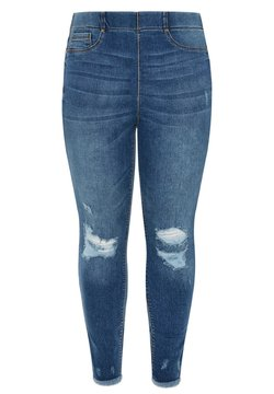 Yours Clothing - Jeggings - blue