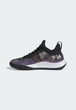 adidas Performance - DEFIANT GENERATION MULTICOURT - da tennis per terra battuta - black