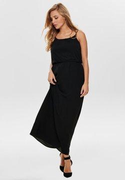 ONLY - ONLWINNER - Vestido largo - black