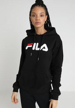 Fila - PURE HOODY - Sweat à capuche - black