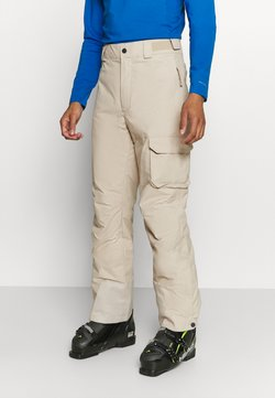 Columbia - HERO SNOWPANT - Pantalon de ski - ancient fossil