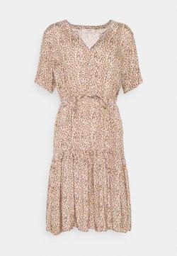 Cream - JULIA DRESS - Blusenkleid - brown