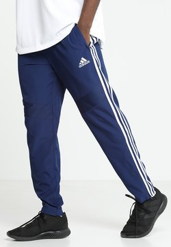 adidas Performance - TIRO 19 - Jogginghose - darkblue/white