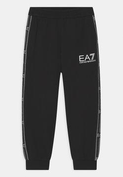 Emporio Armani - EA7 - Träningsbyxor - black
