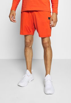 Casall - ELASTIC SHORTS - Urheilushortsit - intense orange