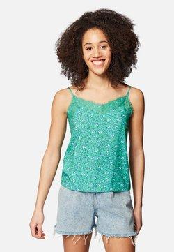 Mavi - Bluse - holly green print