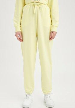 DeFacto - Jogginghose - yellow