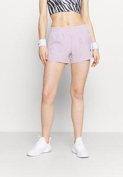 Nike Performance - RUN SHORT - Pantalón corto de deporte - iced lilac/white